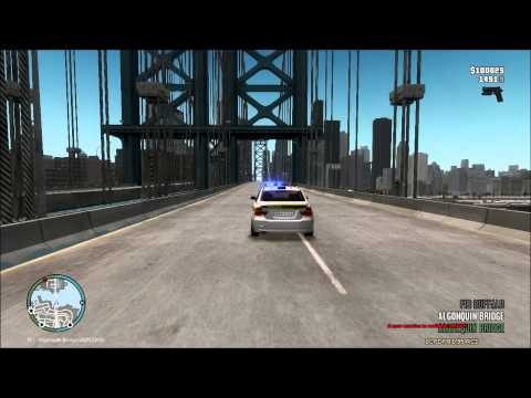 GTA IV  South African Police Responding HD  (2)