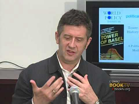 "Book TV: Adam LeBor, ""Tower of Basel"""