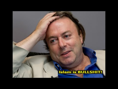 Hitchens Refutes Islam, Terrorism, Extremism, & Religious Stupidity.