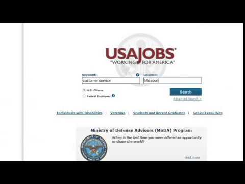 Transgender Job Search Guide To Using USAJOBS GOV For Finding Employment Within U S  Government