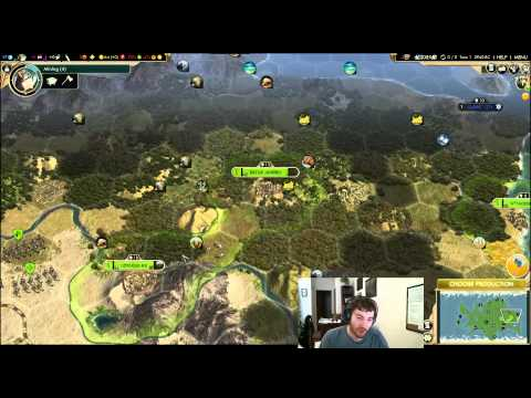 Civilization 5 - Warfare in the Ancient and Classical Era