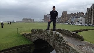 Golfing The Old Course at St. Andrews