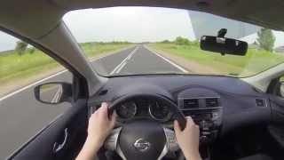 2015 Nissan Pulsar 1.2 DIG-T 115 hp POV Test Drive