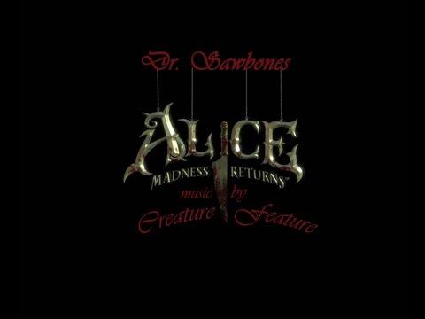 GMV Alice: Madness Returns - Dr. Sawbones