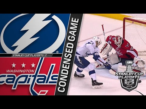05/21/18 ECF, Gm6: Lightning @ Capitals