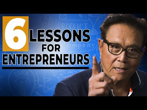 The BEST Advice for Entrepreneurs - Robert Kiyosaki