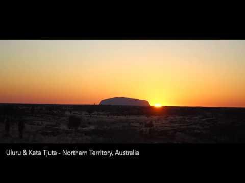 Uluru & Kata Tjuta Sunrise, Sunset, Stars