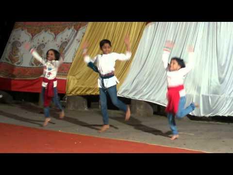 Patriotic Fusion Dance