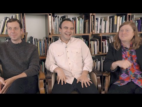 Future Islands interview - Samuel, William, and Gerrit (part 1)