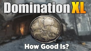 How Good is Domination XL (Call of Duty WW2 New Game Mode)