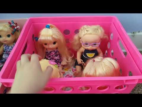 Updated Baby Alive Nursery Tour New Nursery Doovi