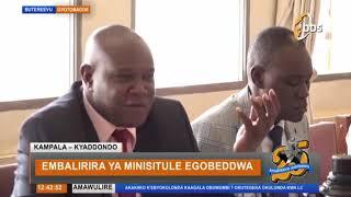 Embalirira Ya Ministule Egobeddwa thumbnail