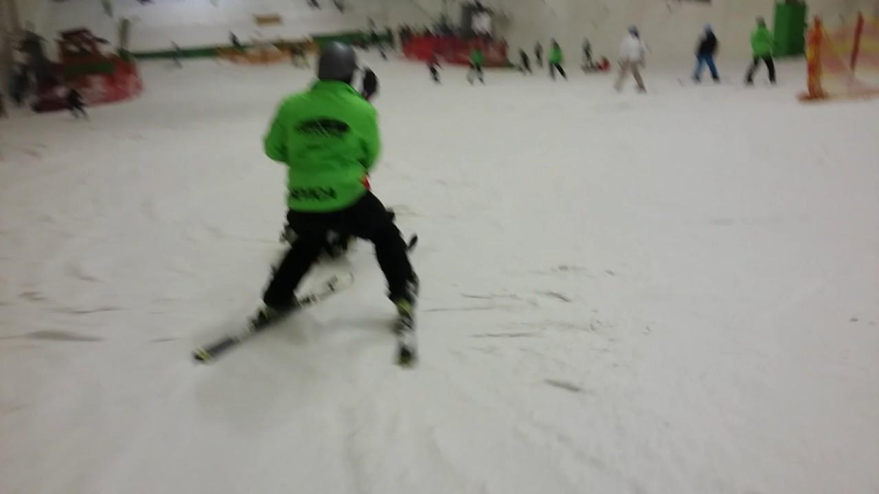 Th ski lesson youtube
