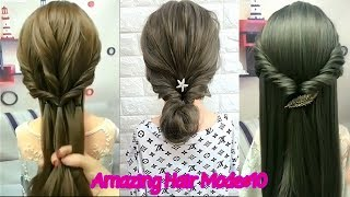 New Beauty Hairstyle For Woman | Amazing Hair Mode Part#10