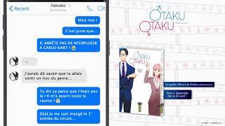 bande annonce de l'album Otaku Otaku Vol.1
