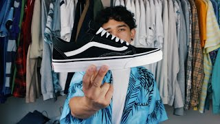 HOW TO STYLE VANS OLD SKOOLS FOR SUMMER