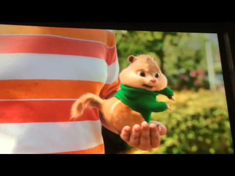 Alvin and chipmunks big buts