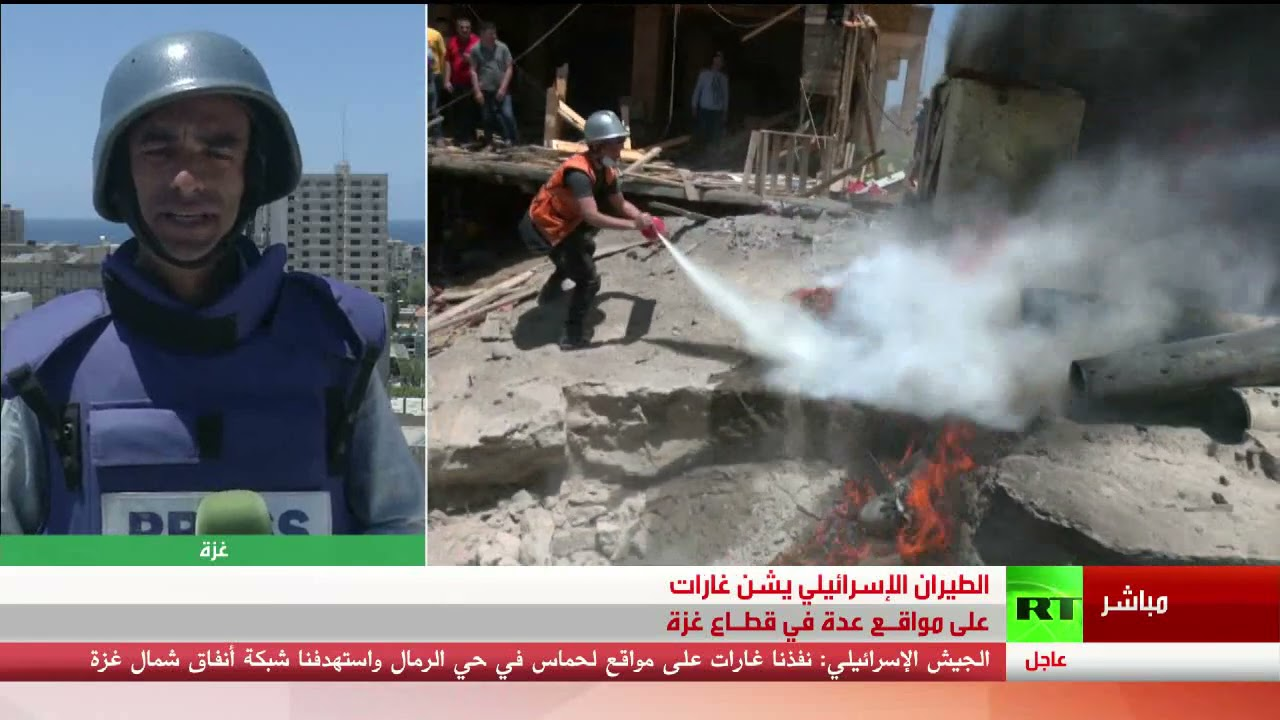 إضراب شامل يعم مدن الضفة الغربية والقصف الإسرائيلي على غزة متواصل - نشرة الساعة الـ13