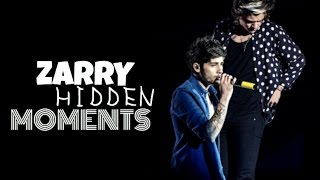 ZARRY HIDDEN MOMENTS