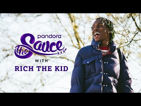 """Rich The Kid - The Sauce - """"New Freezer"""""""