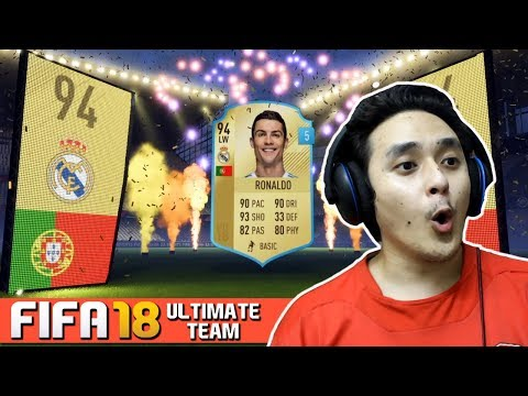 FIFA 18 (Hindi) FUT 18 Begins / Coin Boost / Packing Ronaldo! (PS4 Gameplay)
