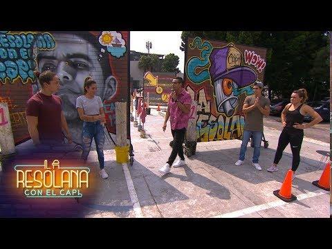 Exatlón casero con Ernesto, Ana, Daniel y Antonieta   La Resolana con el Capi