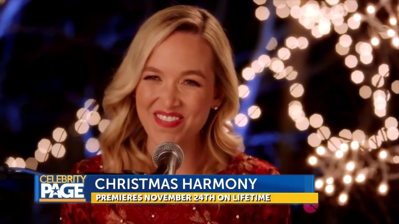 Christmas Harmony 2020 Red Carpet Premiere for Lifetime's 'Christmas Harmony' | Celebrity
