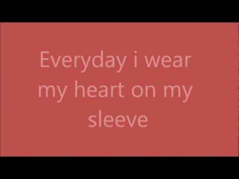 Olly Murs - heart on my sleeve lyrics