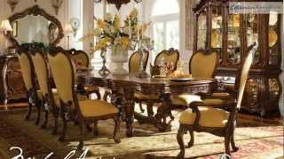 Palais Royale Dining Room Collection From Aico Furniture