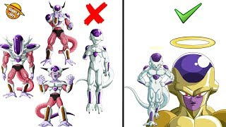 POR QUE FREEZER YA NO UTILIZA SUS PASADAS TRANSFORMACIONES  - Dragon Ball Super