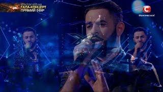 Севак Ханагян - Невесомость (авторская) - Победитель седьмого сезона «Х-фактор-7» (24.12.2016)