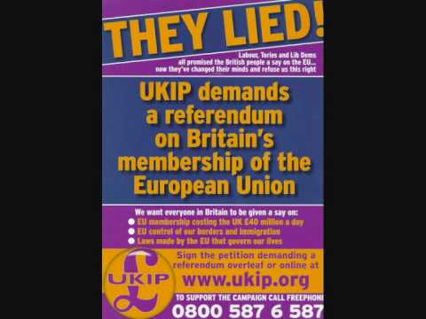 2010 General Election Campaign Video for UKIP Candidate Paul Perrin