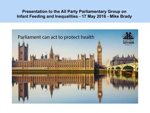 Call for Members of Parliament to protect mothers and babies