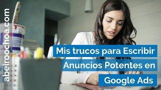 Cómo Redactar Anuncios Google …