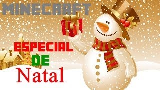 Minecraft Mapa De Natal (+ Download) - Especial De Natal!