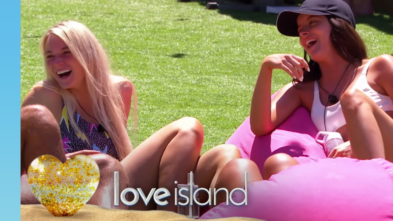 The Islanders Talk About Their Sex Lives  Love Island 2019