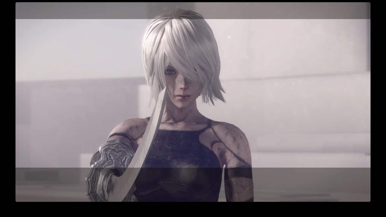 how to get another ending in nier automata