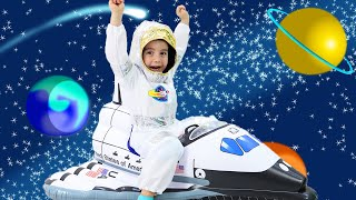 Yusuf's Space Adventure