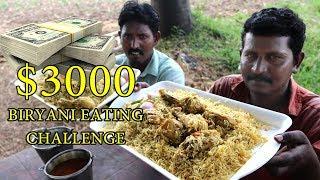 biryani eating