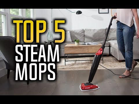 ▶️ Best Steam Mops - Top 5 Steam Cleaners In 2017!
