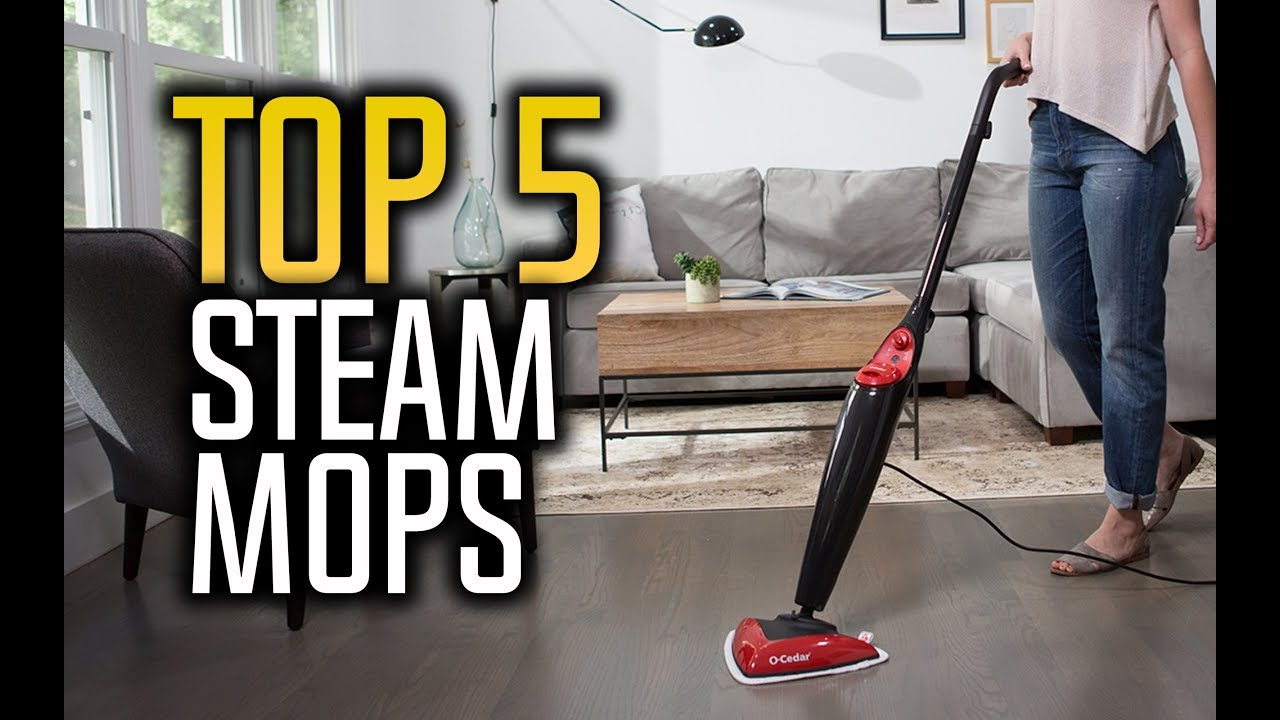 Best Steam Mops Top Steam Cleaners In YouTube - Best steam cleaner for household cleaning