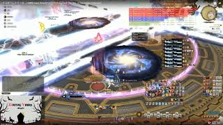 FF14  絶アレキサンダー討滅戦 Day5 [GAUNTLET] FC:Graveyard  The Epic of Alexander (Ultimate)