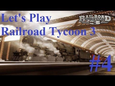 4. Let's Play Railroad Tycoon 3 - Germantown