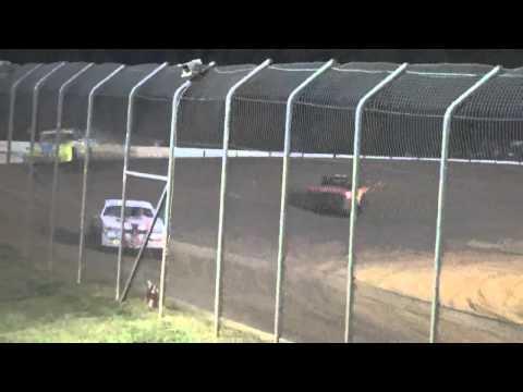 Ark La Tex Speedway Tootsie Smith factory stock heat 3