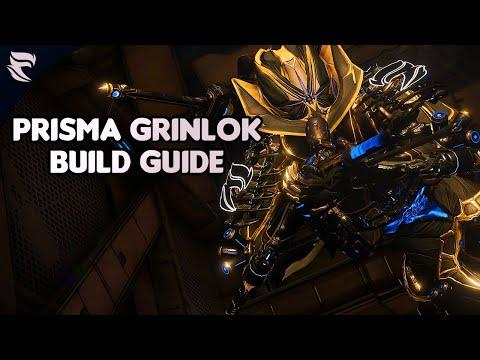 Warframe: Prisma Grinlok Build Guide thumbnail