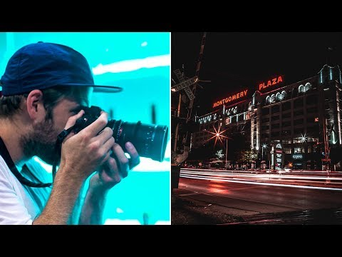 How to Take Long Exposure Photographs at Night | Photography Tips