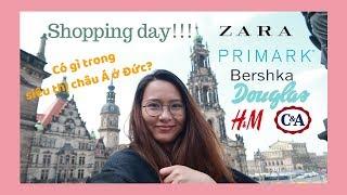 Cuộc Sống Đức| Một ngày đi shopping của Du Học Sinh Đức