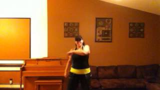Zumba Routine for Rude by Magic! Reggae Cool Down Routine