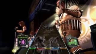 Guitar Hero: Aerosmith (PS2 Gameplay)