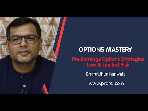 Options Mastery _ Pre Earnings Strategies _ Trade Buying Options